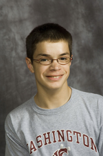Picture of DO-IT Scholar Blake