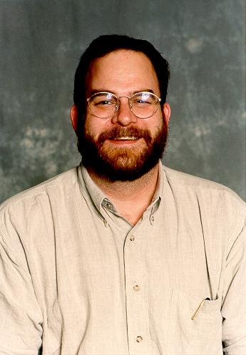 Picture of DO-IT Staff member Dan Comden