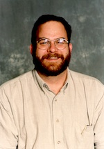 Photo portrait of Dan Comden of the Access Technology Lab at the University of Washington