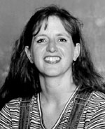 Photo portrait of 2000 DO-IT staff mentor Kathy Cook