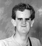 Photo portrait of 1997 DO-IT Scholar Keaton
