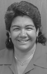 Photo portrait of DO-IT Program Manager Sara Lopez