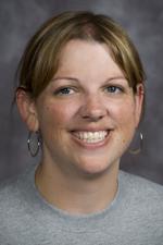 Photo portrait of DO-IT staffer Val Sundby