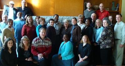 Group photo of CBI participants